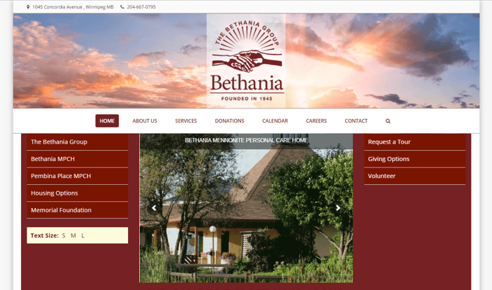 bethania desktop display
