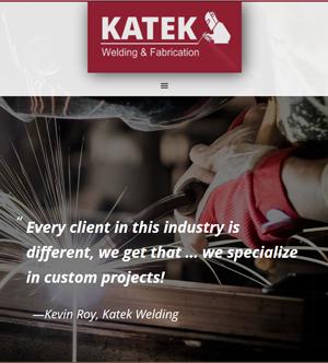 katek mobile display